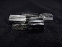 Czarny Turmalin - Schorl, Skoryl - 5 sztuk