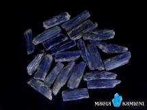 Kyanit ( Cyjanit, Dysten )  - wielkość od 30 do 40 mm
