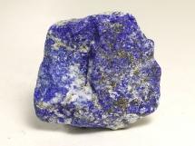 Lapis lazuli - naturalna, nieobrobiona bryłka