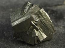 Piryt - Kamień Inków - zrost kryształów