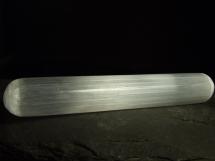 Różdżka do masażu z selenitu (kamienia księżycowego)