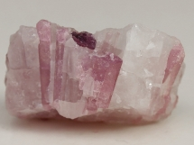 Różowy Turmalin - Rubelit - naturalna bryłka