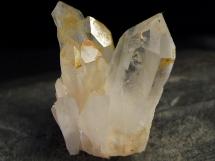 Kryształ górski - szczotka kryształów