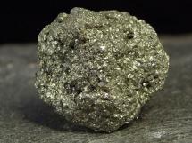 Piryt - Kamień Inków - naturalna, nieobrobiona bryłka